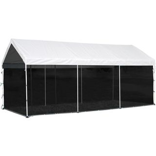 Shelterlogic Outdoor Storage Sheds Bo Clearance Liquidation Online At Our Best Organization Deals