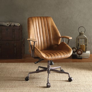Acme Furniture Hamilton Top Grain Leather Office Chair