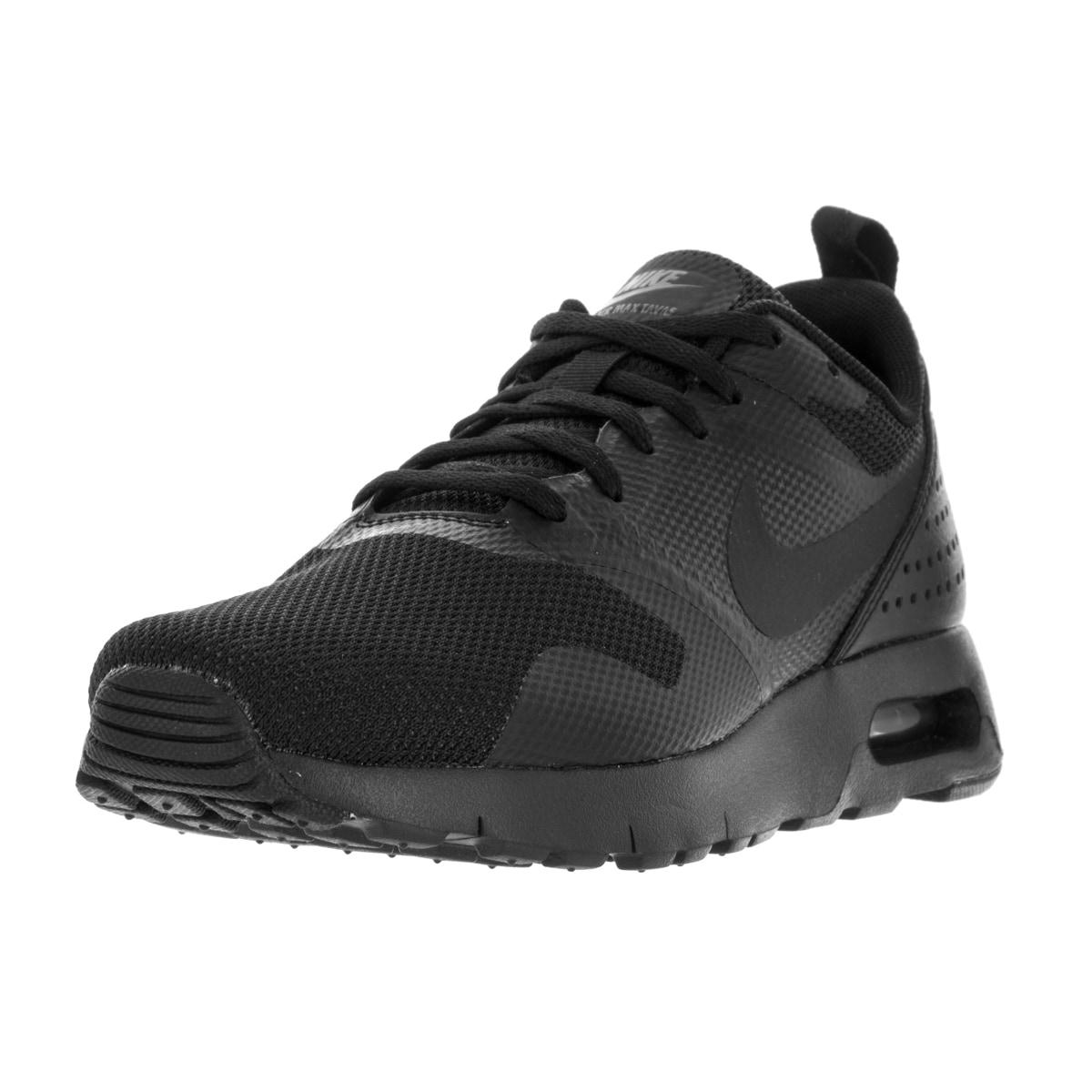 Nike Kids Air Max Tavas (GS) Running Shoe (5.5), Boy's, B...