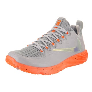 Nike Men's Vapor Speed Turf Lax Grey Synthetic Leather Training Shoes