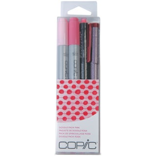 Copic Doodle Pack-Pink