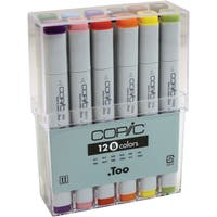 Copic Original Markers 12pc Set-Basic