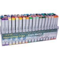 Copic Original Markers 72pc Set-Set A