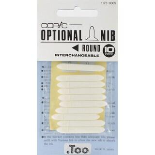 Copic Original Marker Round Nibs 10/Pkg-