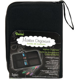 Darice Empty Marker Case Holds 48-