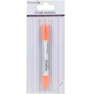 Dovecraft Chalk Marker -Neon Orange