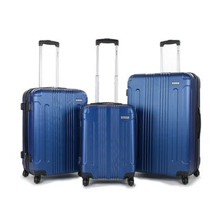 AMKA Remus Hardside Spinner Luggage (Set of 3)