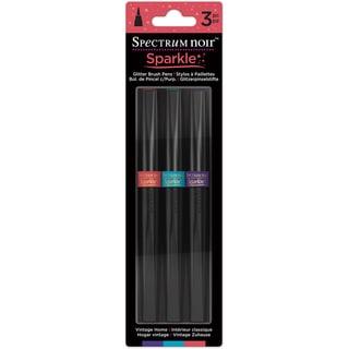 Spectrum Noir Sparkle Markers 3/Pkg-Vintage Home