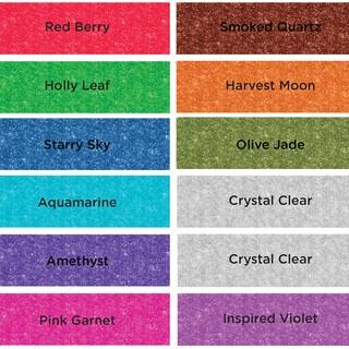 Spectrum Noir Sparkle Markers 12/Pkg-Autumn Winter