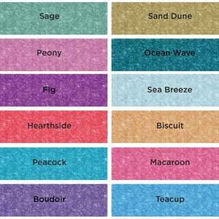 Spectrum Noir Sparkle Markers 12/Pkg-Vintage Hues