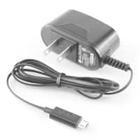 LG Black Original Standard Micro USB Travel Charger Adapter with Cable STA-U34WD1