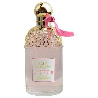 Guerlain Aqua Allegoria Flora Rosa Women's 4.2-ounce Eau de Toilette Spray (Tester)