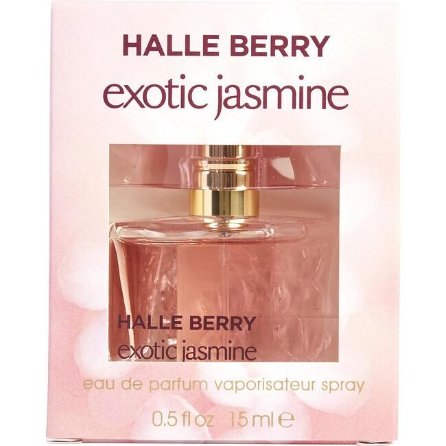 Halle Berry Pink) Exotic Jasmine Women's .5-ounce Eau de ...