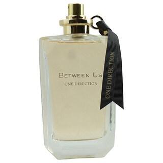 One Direction Between Us Women's 3.4-ounce Eau de Parfum Spray (Tester)