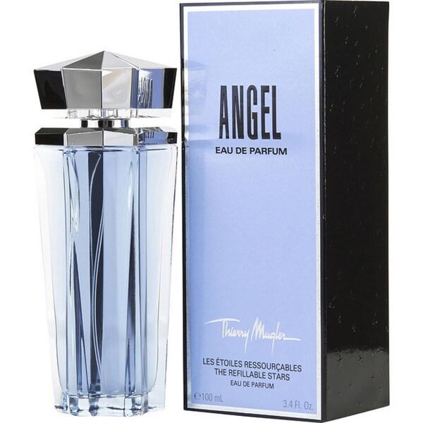 Shop Thierry Mugler Angel Heavenly Star Womens 34 Ounce Eau De