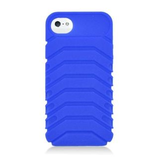 Insten 3D Soft Silicone Skin Rubber Case Cover For Apple iPhone 5/ 5C/ 5S