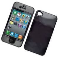 Insten Hard Snap-on Glossy Case Cover For Apple iPhone 4/ 4S
