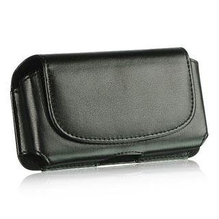 Insten Black Leatherette Case Cover For Samsung Infuse 4G SGH-i997
