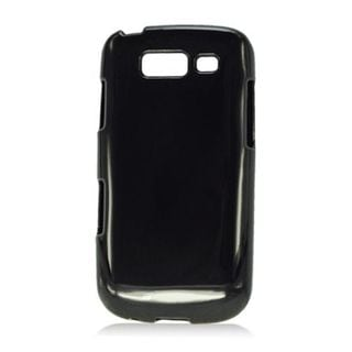 Insten Black TPU Rubber Candy Skin Case Cover For Samsung Galaxy S Blaze 4G SGH-T769 (T-Mobile)