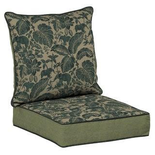 Bombay® Outdoors Casablanca Elephant Deep Seat Cushion Set