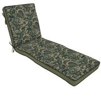 Bombay® Outdoors Casablanca Elephant Chaise Cushion