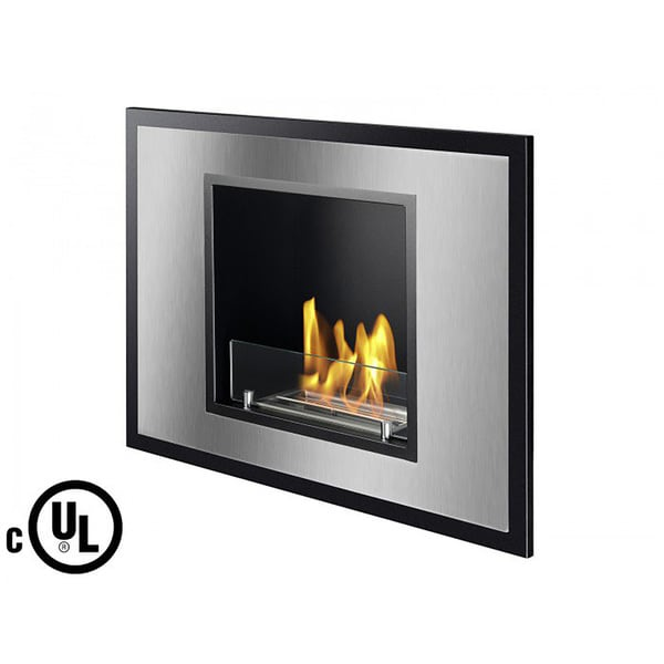Ignis Vienna Recessed Ventless Ethanol Fireplace - UL/CUL