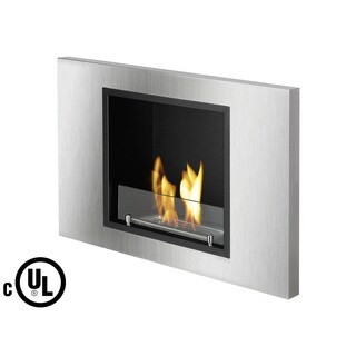 Ignis Lima Recessed Ventless Ethanol Fireplace - UL/CUL