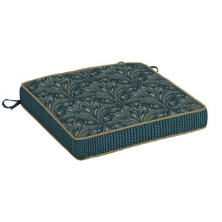 Bombay® Outdoors Royal Zanzibar Snap Dry Double Welt Seat Cushion