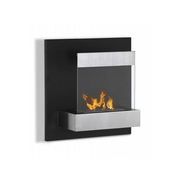 Shop Ignis Melina Wall Mounted Ventless Ethanol Fireplace Free