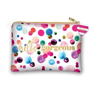 Lady Jayne Gorgeous Dots Cosmetic Toiletry Bag