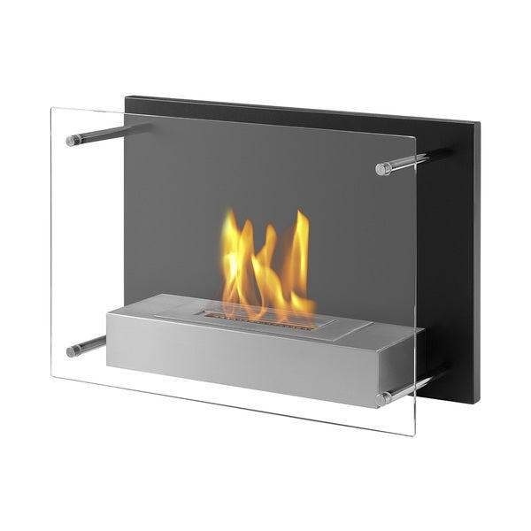 Ignis Senti Wall Mounted Ventless Ethanol Fireplace