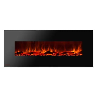 Ignis Royal 60 inch Electric Fireplace with Logs