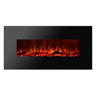 Ignis Royal 50 inch Electric Fireplace with Logs