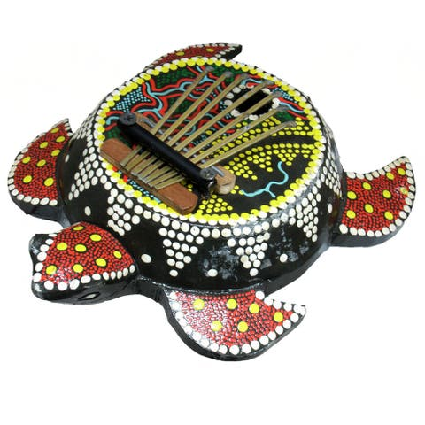 Handmade Karimba Turtle Amborigine (Indonesia)