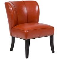 Mjl Furniture Samantha Largo Button Tufted Accent Chair
