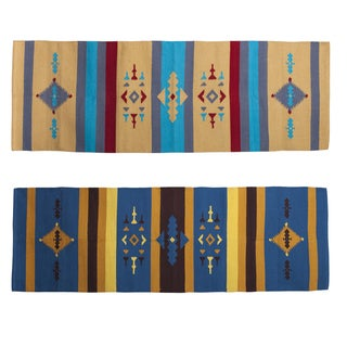 Native Spirit Space Yoga Mat (Option: Blue)