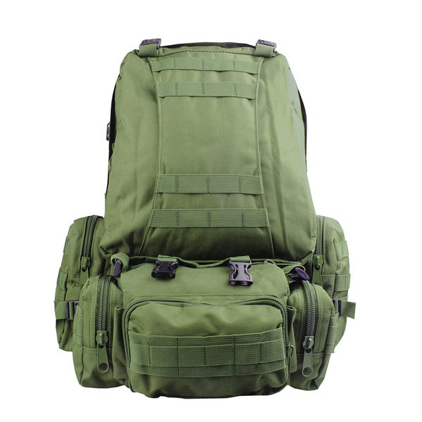 Outdoor Climbing Backpack (Green)