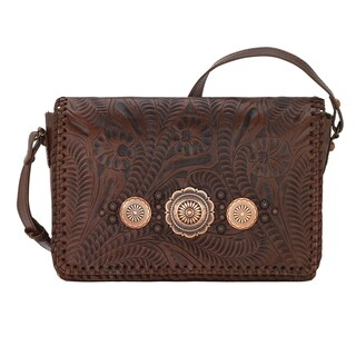 AMERICAN WEST LARIAT LOVE CROSSBODY BAG