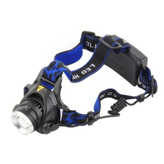 Rechargeable 2000LM XM-L T6 LED Headlamp Headlight 18650 Head Light