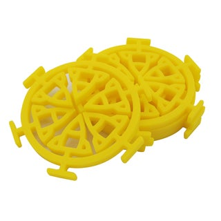 Silicone Rocket Coaster (Set of 4)