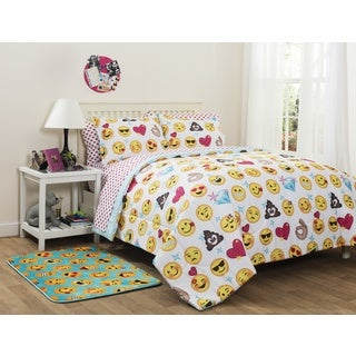 Emoji Pals 7-piece Bed in a Bag Set|https://ak1.ostkcdn.com/images/products/15274541/P21744584.jpg?_ostk_perf_=percv&impolicy=medium