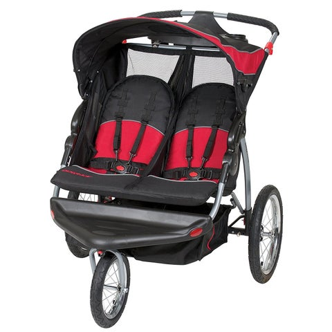 Baby Trend Expedition Double Jogger Stroller, Centennial