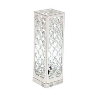 Benzara Ceramic Designer Acrylic Accent Lamp