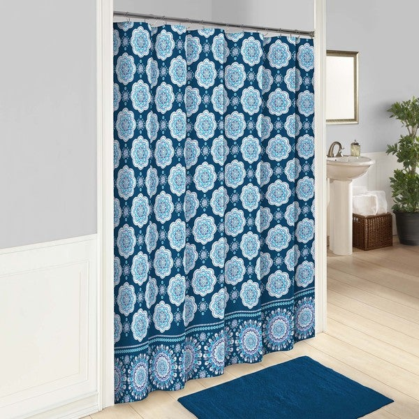 shop vue karma love shower curtain  sale  shipping  orders   overstock