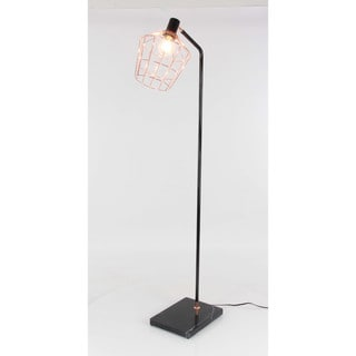 Benzara Fascinating Gracelyn Metal Accent Floor Lamp