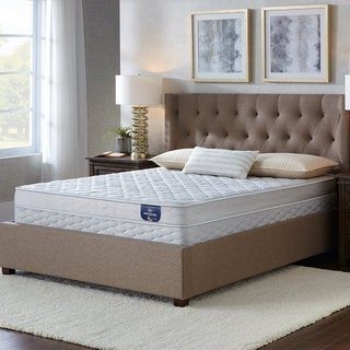 Serta Bluefield Firm Full-size Foam Mattress Set