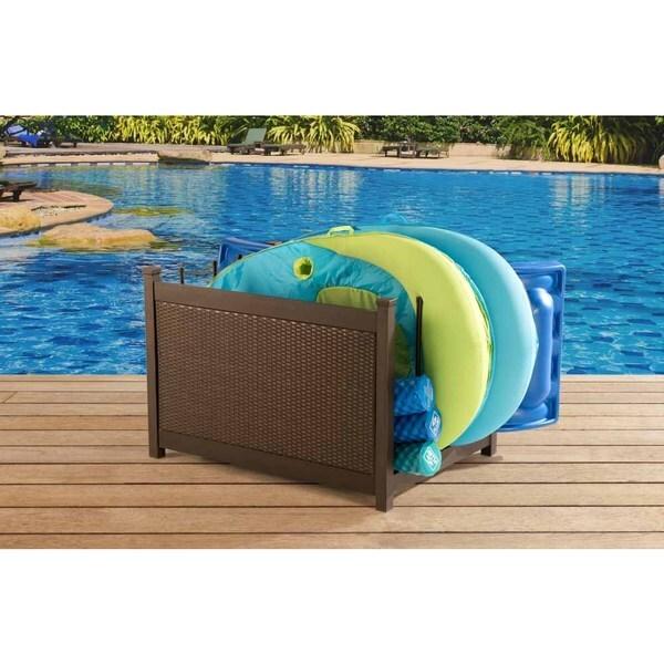 Mammoth Pool Accessory Storage