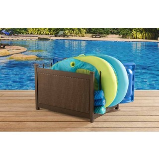 Mammoth Pool Accessory Storage
