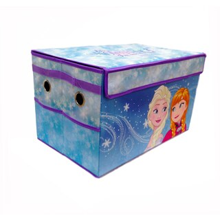 Frozen Collapsible Storage Trunk