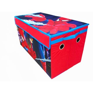 Spiderman Collapsible Storage Trunk